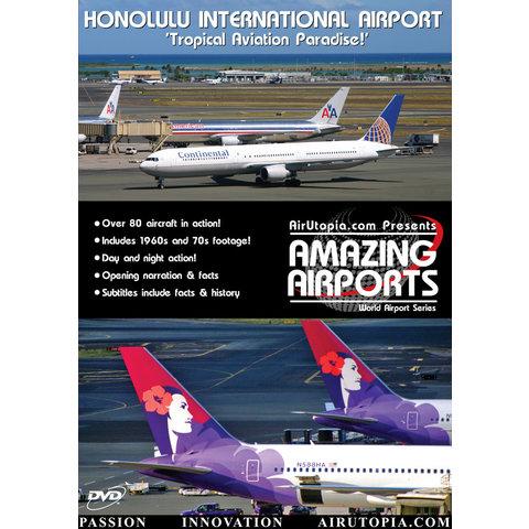 DVD Honolulu International Airport: Tropical Paradise #33