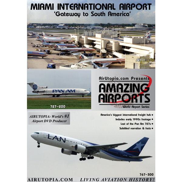 Air Utopia DVD Miami International Airport: Gateway to South America #57