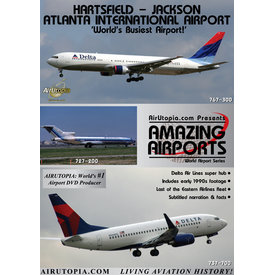 Air Utopia DVD Atlanta Hartsfield Jackson International Airport: World's Busiest #58