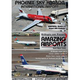 Air Utopia DVD Phoenix Sky Harbor International Airport #85