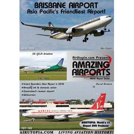 Air Utopia DVD Brisbane Airport: Asia Pacific's Friendliest Airport #99