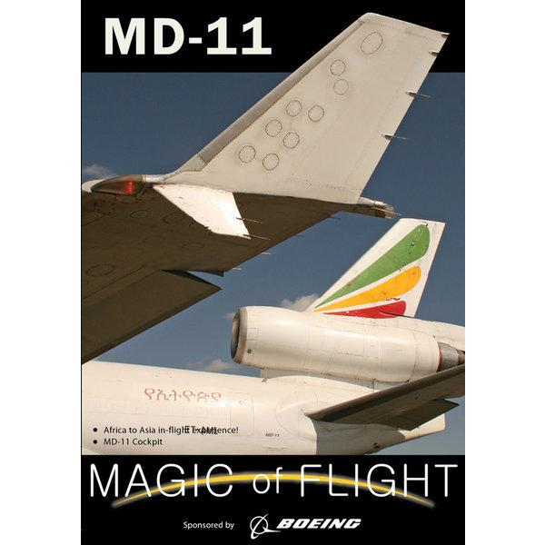 Air Utopia DVD Ethiopian Cargo MD11F Cockpit: Magic of Flight #116