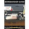 DVD Ethiopian Bombardier Q400: Magic of Flight #125