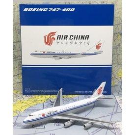JC Wings B747-400 Air China B-2445 1:400