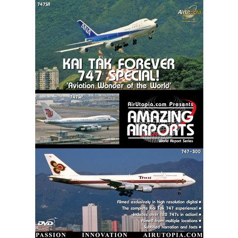 DVD Kai Tak Forever: 747 Special #44