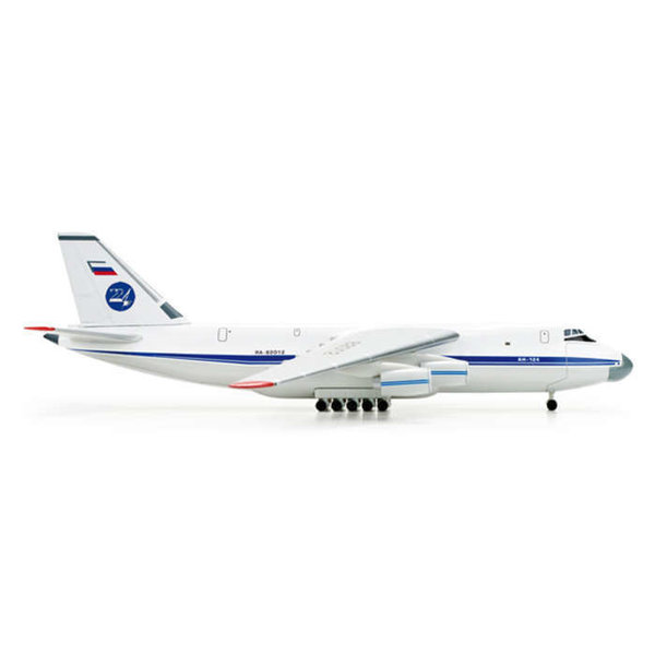 Herpa AN124 Russian Air Force 224 Flight Regiment 1:500 (2nd release)**o/p**