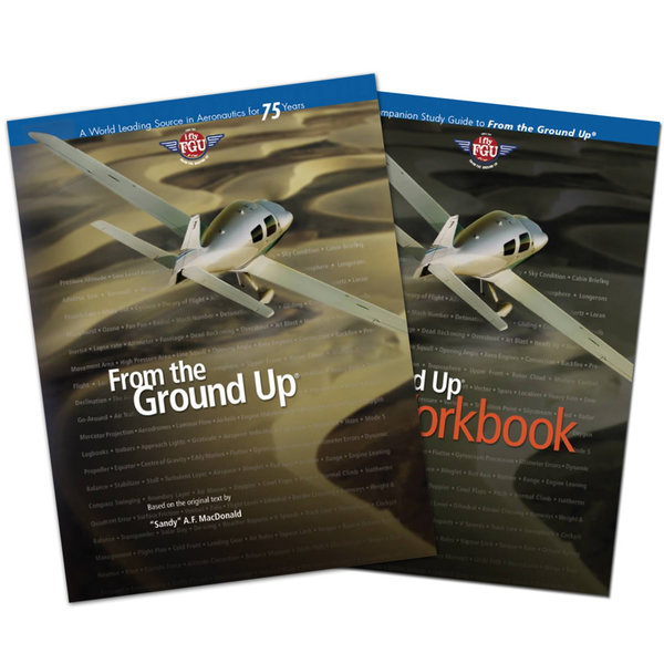 Aviation Publishers From The Ground Up Combo