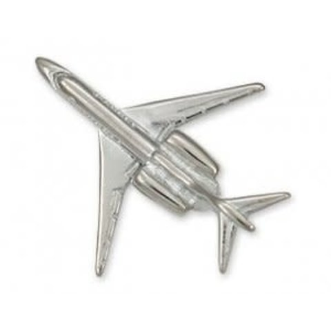 CITATION X (3-D CAST) Silver
