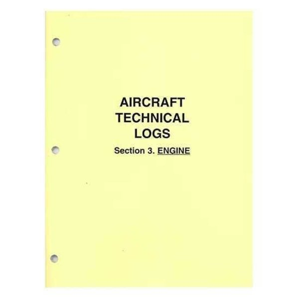 Transport Canada A/C Technical Log: Section 3: Engine softcover