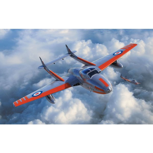 Airfix VAMPIRE T.11/J28C 1:72 Kit