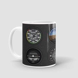 Airportag Mug Instruments11 oz