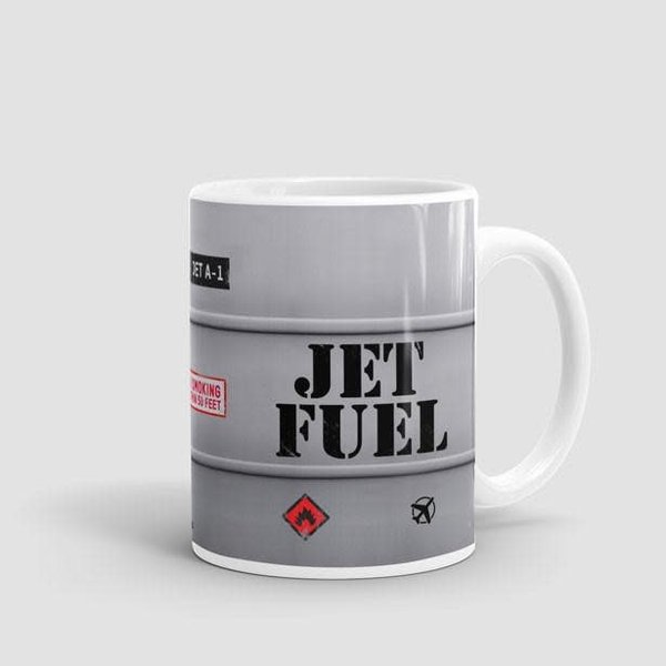 Airportag Mug Jet Fuel 11 oz
