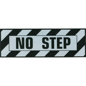 Aircraft Placard No Step