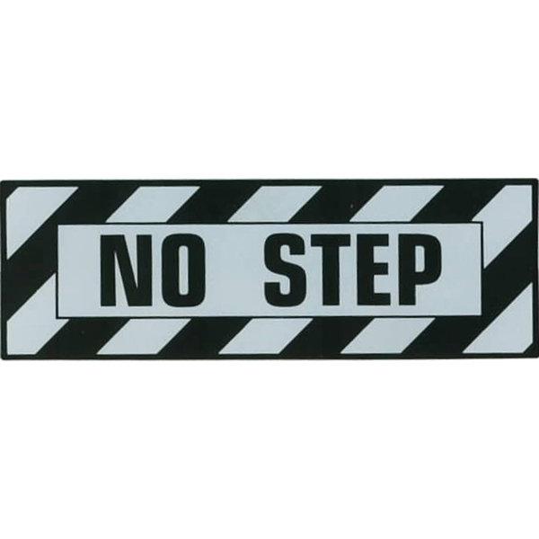 Aircraft Placard No Step