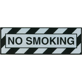 Aircraft Placard No Smoke