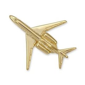 CITATION X (3-D CAST) Gold