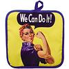 Rosie The Riveter Hot Pad