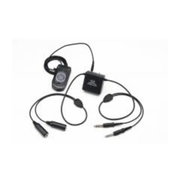 Pilot Communications Cell Phone Adapter & MP3 to General Aviation