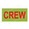 Luggage Handle Wrap Crew Lime
