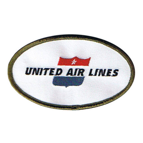 Patch United Retro Iron-on