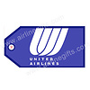 Luggage Tag United