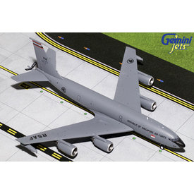 Gemini Jets KC135R Republic of Singapore Air Force 752 1:200 with stand