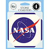 NASA MEATBALL COASTERS
