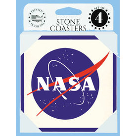 NASA MEATBALL COASTERS