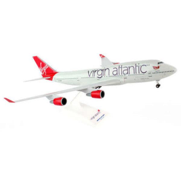 SkyMarks B747-400 Virgin Atlantic 1:200 with Gear