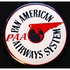 Magnet Pan Am