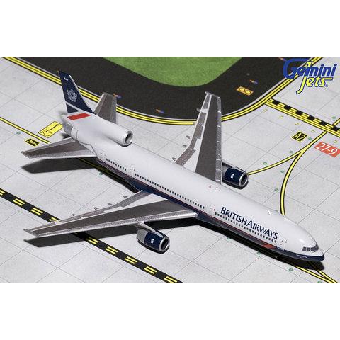 L1011-1 Tristar British Airways Landor Livery G-BBAF 1:400