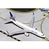 B737-800S United Airlines 2010 livery N14237 Scimitar Winglets 1:400