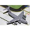 C17A Globemaster III Charlotte NC ANG 00183 1:400