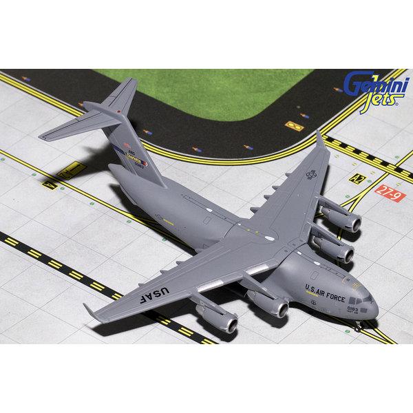 Gemini Jets C17A Globemaster III USAF Charlotte NC ANG 00183 1:400