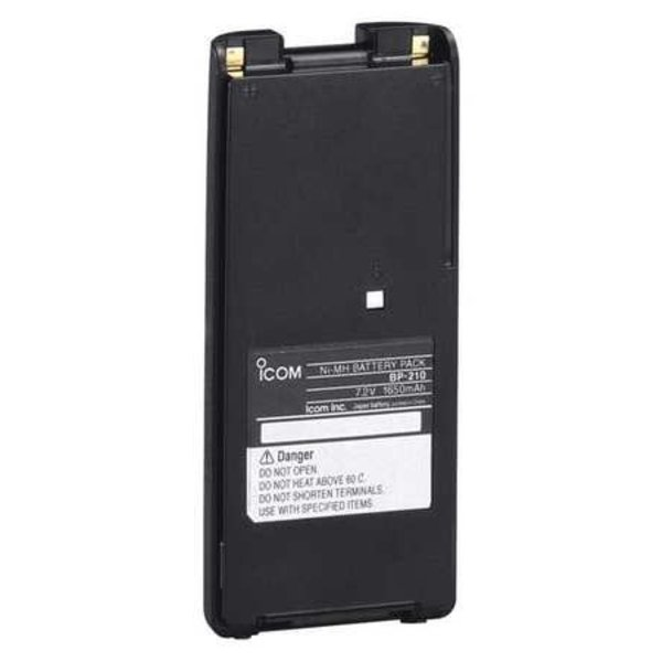 Icom Battery Pack Nimh BP210N (for A6/24)+NSI+