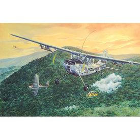 Roden L19 O-1 BIRD DOG CESSNA USAF 1:32 Kit