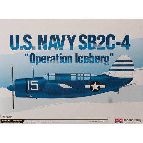 SB2C-4 HELLDIVER USN  Operation Iceberg 1:72 Scale Kit