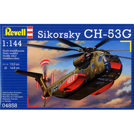 Revell Germany CH-53G Transport Helicopter 1:144 Scale Kit