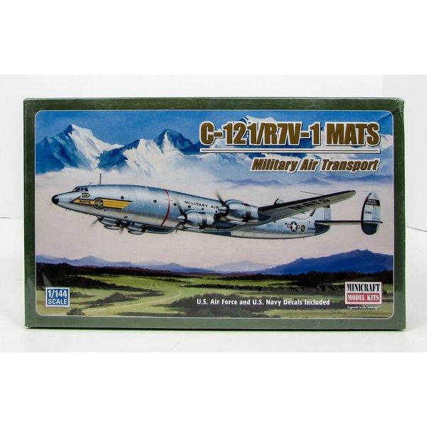 MINIC C121/R7V1 USAF MATS 1:144 O/P SALE