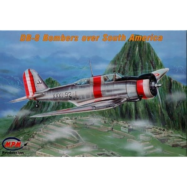 DB8 BOMBERS OVER SOUTH AMERICA 1:72
