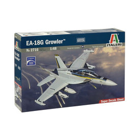 Italeri EA18G GROWLER USN 1:48 SCALE KIT