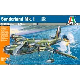 Italeri Sunderland MkI 1:72 New Tool 2012