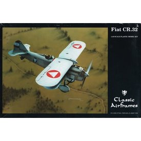 Classic Airframes FIAT CR32 FOREIGN 1:48 KIT