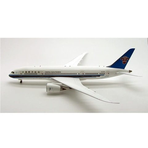 B787-8 Dreamliner China Southern 1:200 with stand