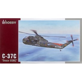 Special Hobby CH37C DEUCE 1:72 scale kit
