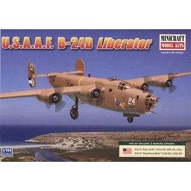VALON B24D LIBERATOR USAAF 1:144 Scale Kit
