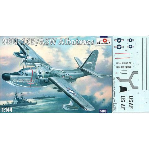 ALBATROS SHU-16B/ASW  1:144 scale kit
