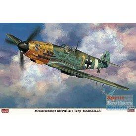 Hasegawa BF109E4/7 MARSEILLE 1:32 scale kit