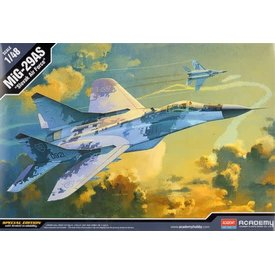 Academy MIG29AS SLOVAK DIGITAL CAMOFLAGE 1:48