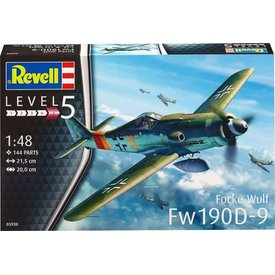 Revell Germany Fw190D9 1:48 Scale Kit